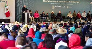 López Obrador quiere retomar giras a partir del 2 de junio