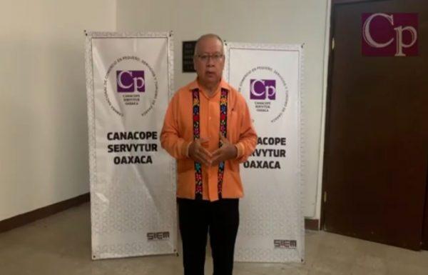 Lentitud e ineficiencia en entrega de apoyos denuncia la CANACOPE en Oaxaca