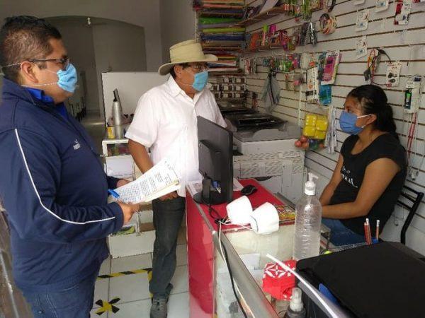 90 por ciento del comercio en Huajuapan ha acatado medidas de prevención: Ayuntamiento