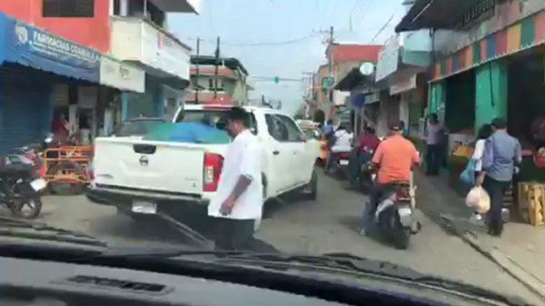 Poco a poco abren negocios en Tuxtepec, a pesar de no ser parte de los municipios de la esperanza