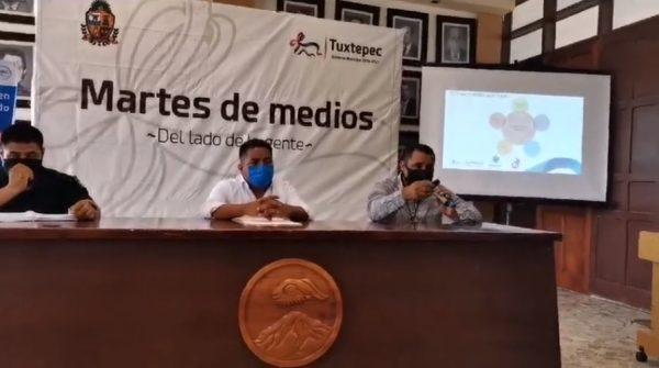 Intensificarán capacitación de la policía de Tuxtepec, para mejor resultado