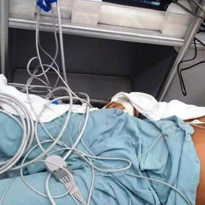 Hospitalizan niño de 6 años en la Mixteca por estado critico de Covid 19