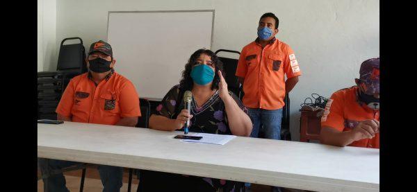 Niega regidora de Tuxtepec, que despensas de su domicilio sean con recursos públicos