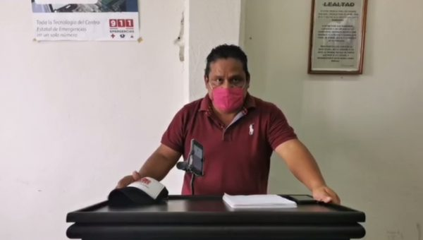 Fallecido de Chiltepec dio negativo de Covid-19, informó el presidente municipal