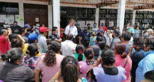 Se suspendió sanitización porque dijeron que íbamos a matar a la gente: Edil de San Antonio de la Cal
