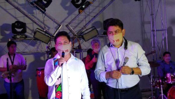 Agradece Irineo Molina  solidaridad de músicos para  festejar a mamá
