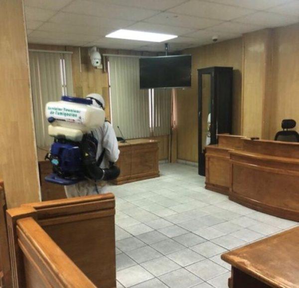 Confirman en Salina Cruz, contagio de juez de control por Covid-19