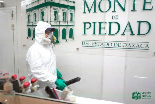 Monte de Piedad reabre sus puertas en Oaxaca
