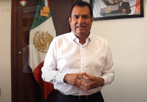 Confirma edil de Oaxaca de Juárez fallecimiento de dos policías municipales  por Covid-19