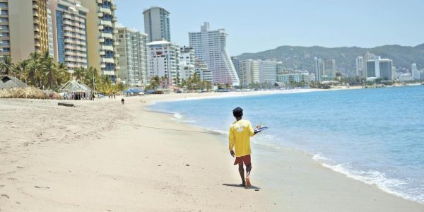 Oaxaca y Guerrero, posibles destinos  para reactivar turismo nacional