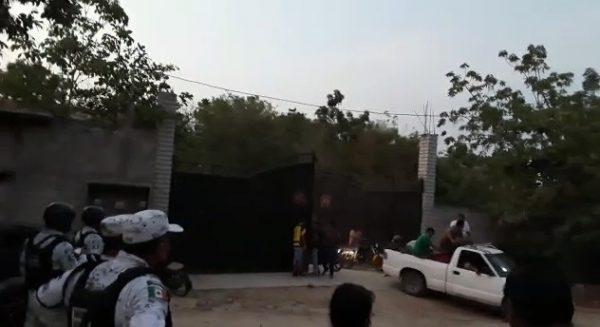 Denuncian a ex edil de Pochutla, de haber hecho evento masivo en plena contingencia
