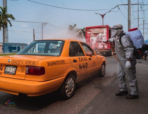 Gobierno de Tuxtepec refuerza acciones contra Covid-19
