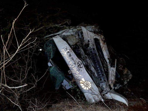Volcadura de urvan en Sola de Vega deja tres muertos y cinco lesionados