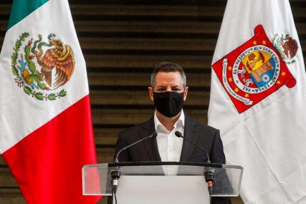 Pide Alejandro Murat al pueblo de Oaxaca seguir con el aislamiento social para reducir contagios por COVID-19