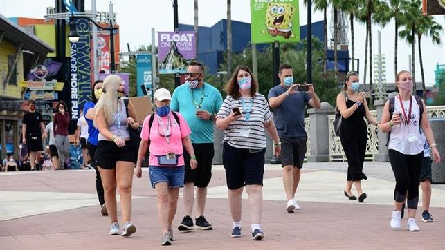 Florida puede ser el próximo epicentro de la pandemia en EU