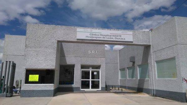 Se registra segundo fallecimiento por covid en ISSSTE de Huajuapan