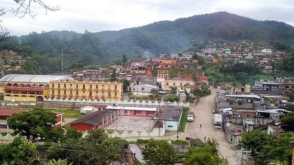 Primer caso de covid en San Juan Juquila, Mixes