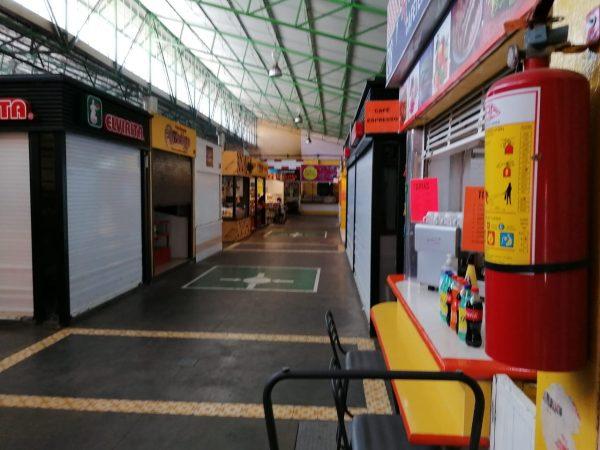Mercados de Oaxaca de Juárez cerrarán de manera intermitente