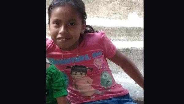 Reportan desaparición de niña de Jalapa de Díaz