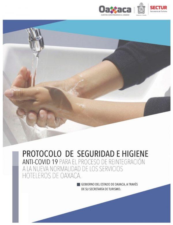 Listos los  Protocolos  de Salud e Higiene para el sector turístico en Oaxaca