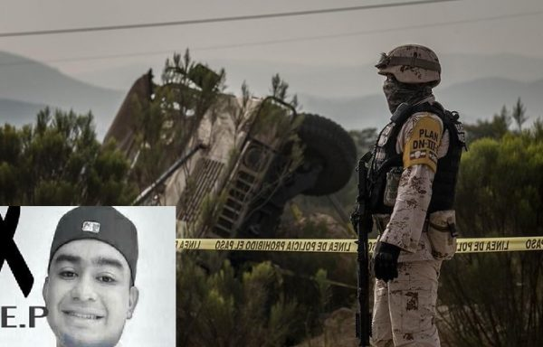 Uno de los militares muertos en el accidente de Tijuana era del Istmo