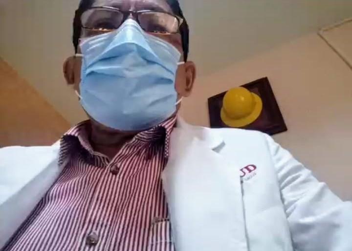 Comportamiento responsable pide Dávila ante aumento de casos positivos  de Covid-19 en Tuxtepec