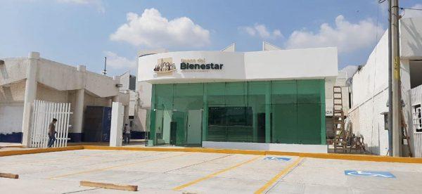 Terminados 11  bancos Bienestar en la Cuenca, solo falta equiparlos