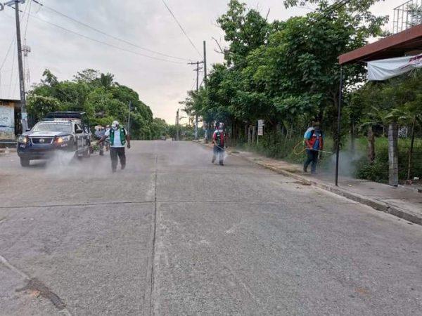 Chiltepec, sin fecha para la nueva normalidad ante recientes casos de covid