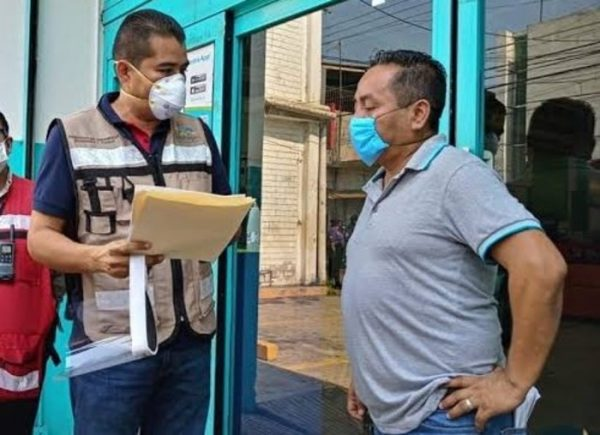 Ayuntamiento exhorta a empresarios y  comerciantes a extremar medidas de prevención por Covid-19