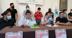 Comité de Víctimas de Nochixtlán, realizará jornada de lucha virtual a 4 años de desalojo