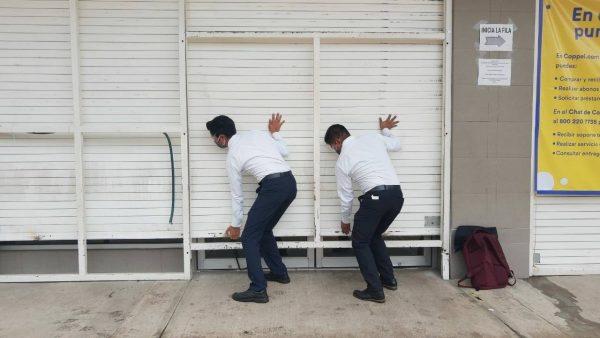 Reabren tiendas Coppel de Asunción Nochixtlan