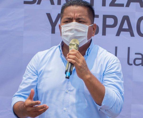 Presidente de Tuxtepec llama a resguardarse 10 días más en casa por alto contagio de Covid-19