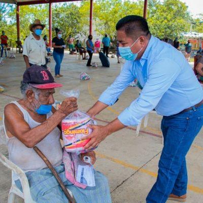 Con acciones contundentes de Gobierno en Tuxtepec se hace frente a la pandemia del Covid-19
