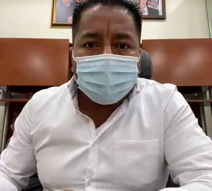 En Tuxtepec, el reto mayor en estos momentos es contener contagios de Covid-19: Dávila