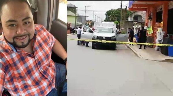 Ejecutan en Tuxtepec a Gerardo Reyes, hijo de Silvino Reyes