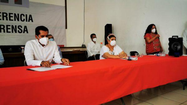 Dirigente del PRI en Oaxaca pide investigación a fondo por incendio de oficinas