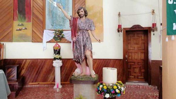 Celebración en honor a San Juan Bautista será de manera virtual en Valle Nacional: Sacerdote