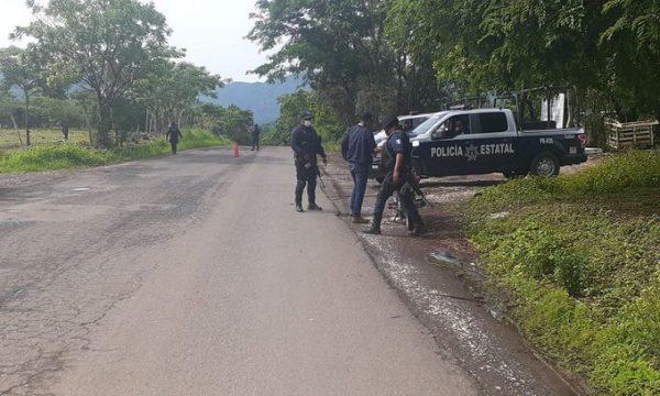 Tras asesinato de joven, SSPO refuerza seguridad en Acatlán