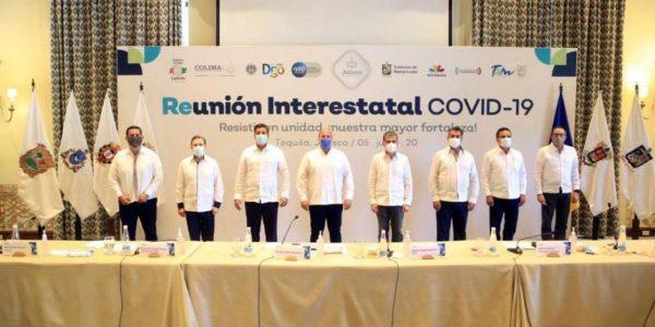Gobernadores de 8 estados acusan falta de coordinación ante COVID-19 y piden diálogo directo con AMLO