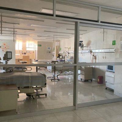 Reabre Hospital Aurelio Valdivieso área para atención de pacientes afectados por COVID-19