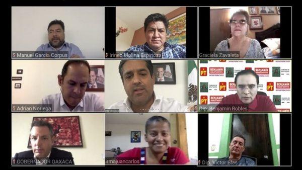 Concuerdan Murat y legisladores en obra pública como generadora de ingresos: Irineo Molina