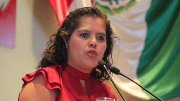 Exige Laura Estrada cuentas sobre subejericio en presupuesto asignado a la Secretaría de Salud de Oaxaca