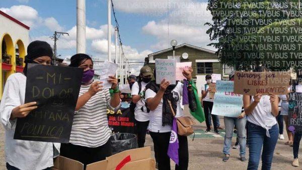 Marchan una vez más en Tuxtepec, por desaparecidas