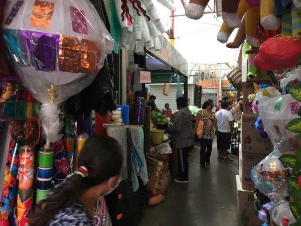 """Por casos positivos de Covid, cerrarán 15 días mercado """"La merced"""" de Oaxaca"""