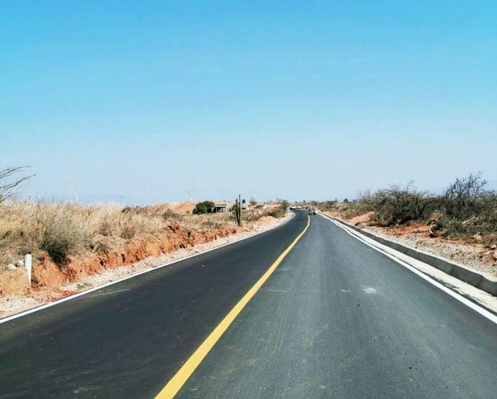 Caminos y Aeropistas de Oaxaca realizan importantes avances en la reconstrucción de carreteras