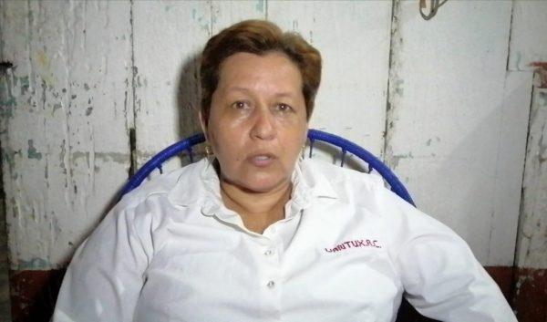 Desmiente muerte por covid, operadora de urvan en Valle Nacional