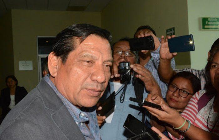 Denuncian división de MORENA en Oaxaca