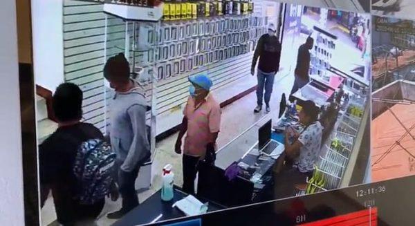 5 detenidos por intento de secuestro en Huajuapan de León