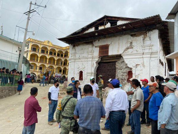 Autoriza SEGOB ampliación de declaratoria de emergencia por sismo para Oaxaca