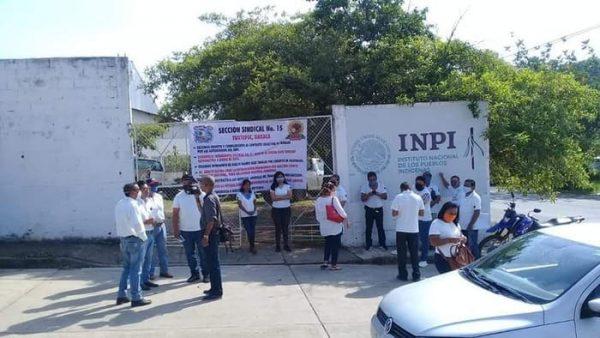 Por contingencia, amplían prórroga para emplazamiento a huelga en el INPI